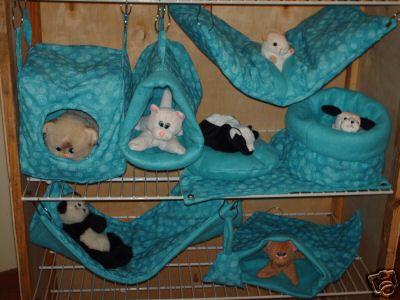 How To Make Ferret Bedding Sets