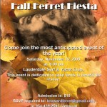 Fall Ferret Fiesta